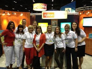 Ajilon's SHRM 2013 team