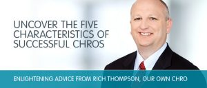 Characteristics of Chief Human Resources Officer