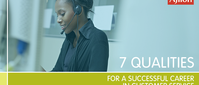 Seven Customer Service Qualities