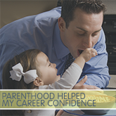 Parenthood and Career Confidence