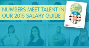 Numbers Meet Talent: 2015 Salary Guide