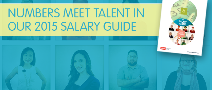 Professional Salaries in 2015