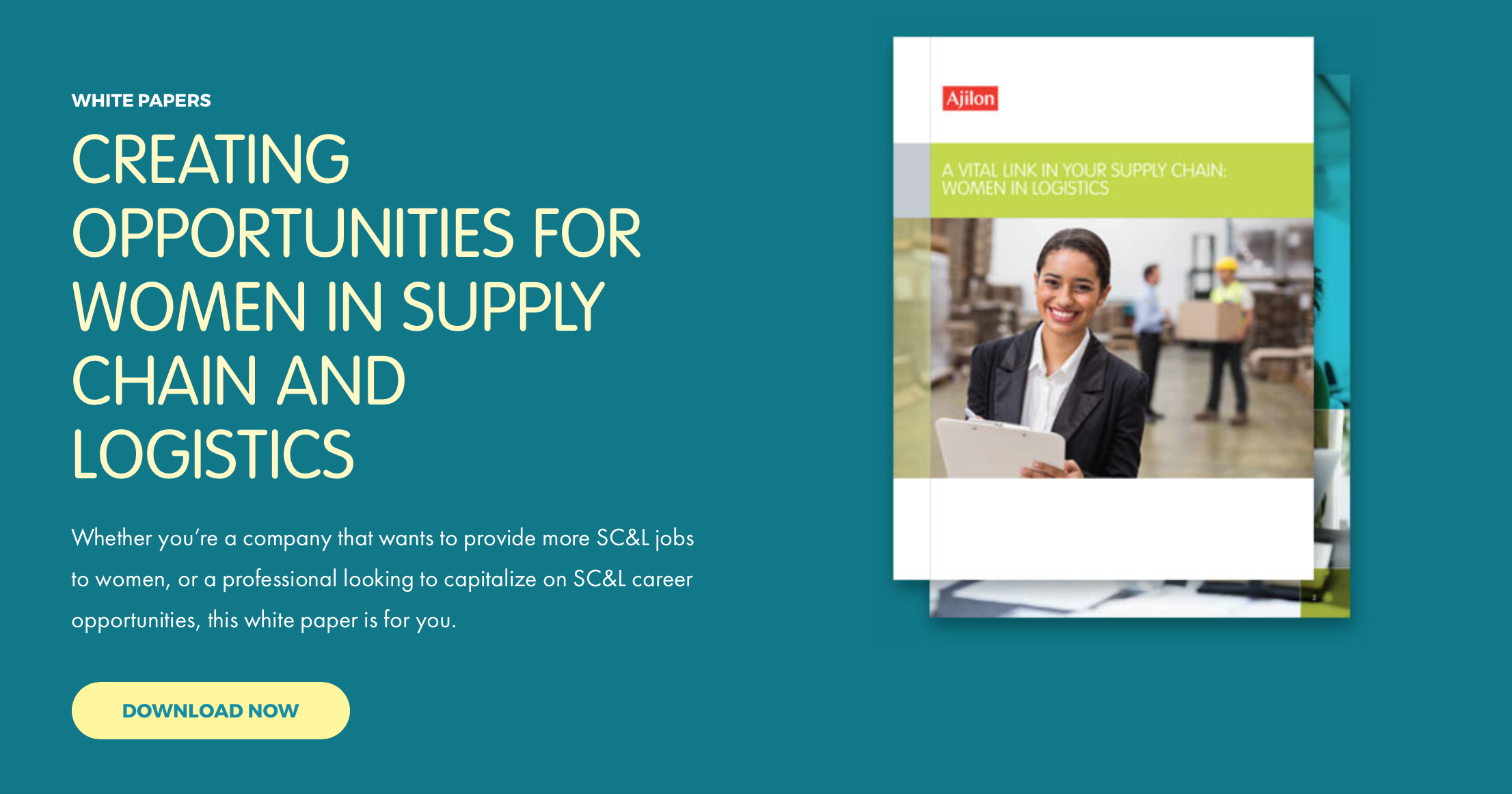 Women In Supply Chain White Paper