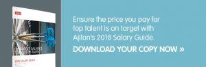 2018 Salary Guide